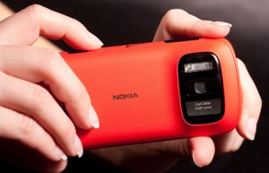 Impresionante Nokia 808 PureView, 41 Mpx!