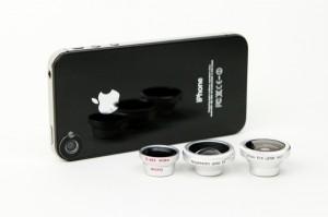 Lentes para iPhone