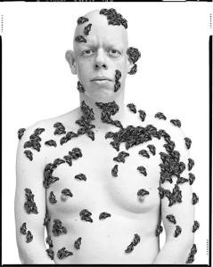 Beekeeper - Richard Avedon