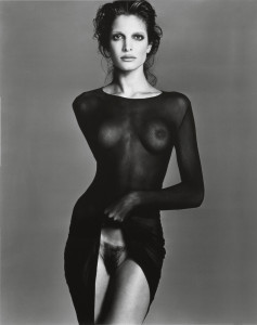 Stephanie Seymour - Richard Avedon