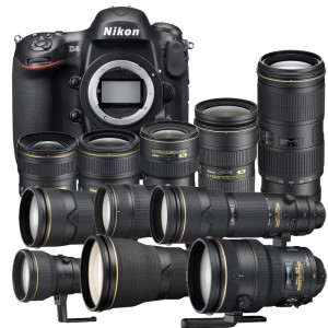 Oferta Nikon